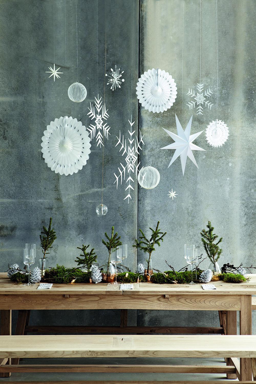 Navidad de estilo nórdico housedoctor naturaleza
