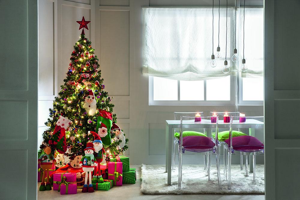 originales luces de Navidad - luces de Navidad arbol lm