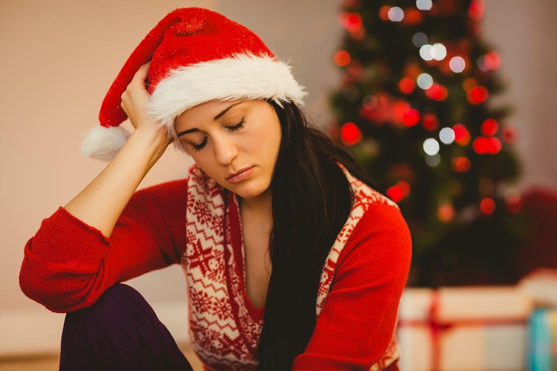 Depresión post Navidad