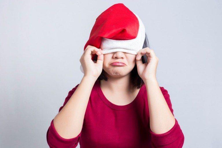 ¿Cómo superar la depresión post Navidad?