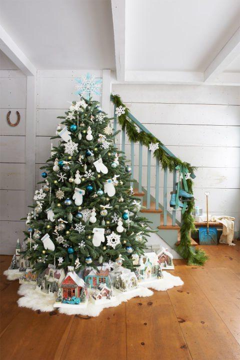 Cómo elegir un árbol- árbol de Navidad