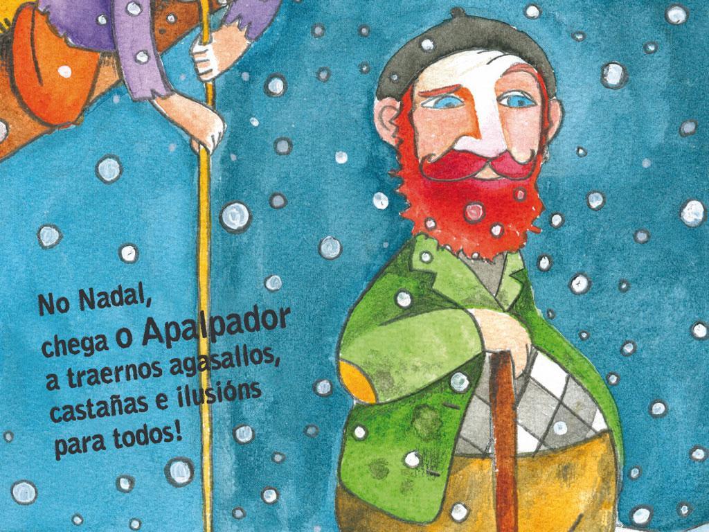 personajes tradicionales de la Navidad 2 - apalpador