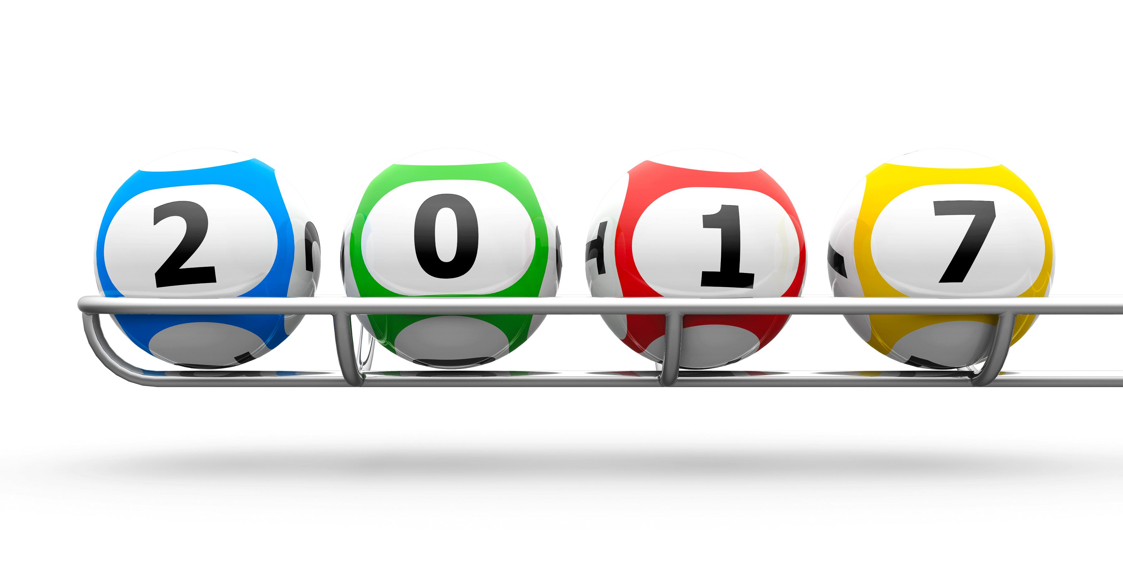 Lotería de navidad 2016 y 2017
