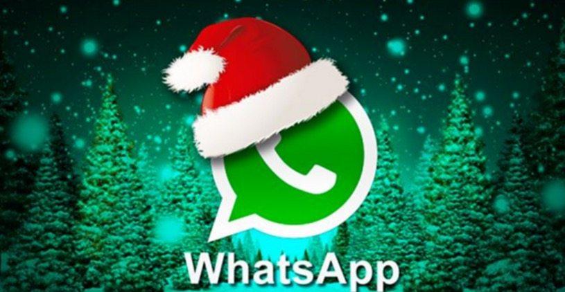 saludos de navidad y año nuevo whatsapp
