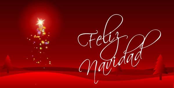 saludos de navidad y año nuevo