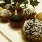 recetas navideñas fáciles- trufas