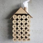 decoraciones para Navidad - calendario