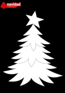60 imágenes para colorear en navidad 1