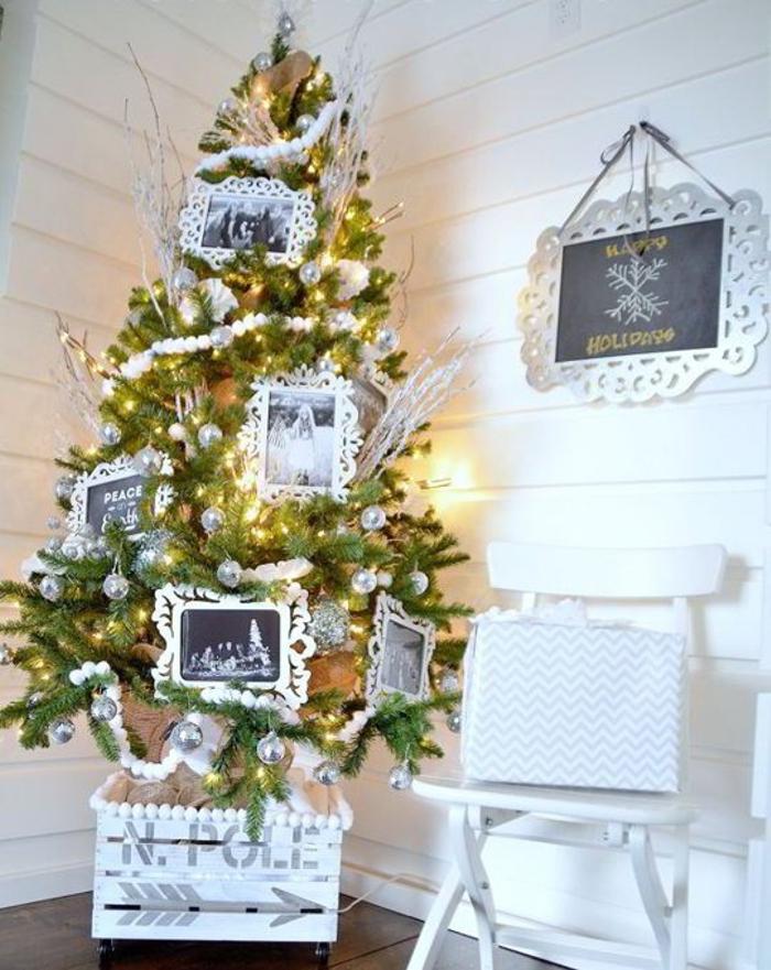 diseño de decoración navideña - estilo vintage
