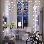 diseño de decoración navideña - iluminación
