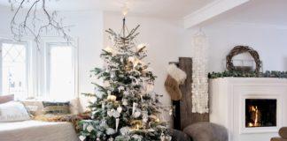 diseño de decoración navideña - ambiente cálido