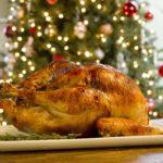 recetas navideñas españolas - pavo relleno