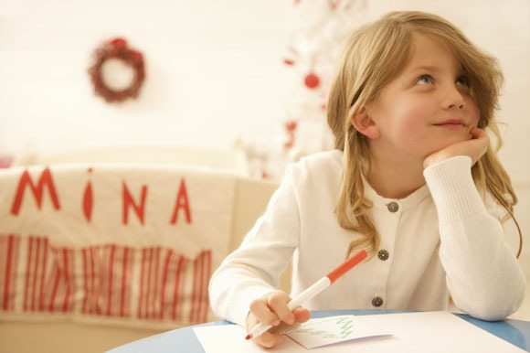 mensajes navidenos para niños
