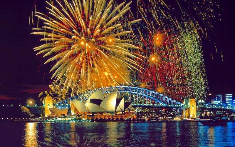 Viajes en fin de año - Sidney