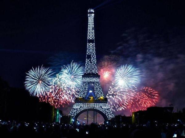 Viajes en fin de año - París