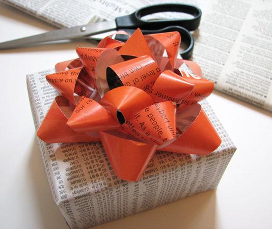 lazos originales regalos para Navidad 8 envolver Sq5xd70wS