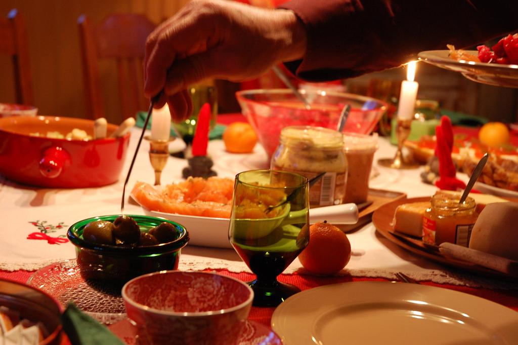 Navidad en Finlandia - platos tradicionales