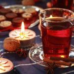 Navidad en Finalandia- bebida caliente Glögi