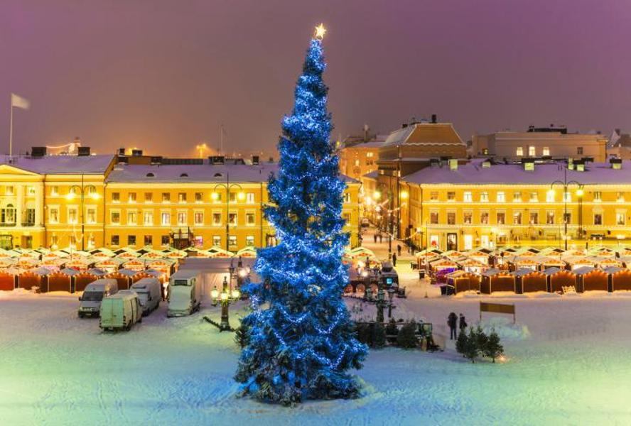 Navidad en Finlandia - mercados navideños