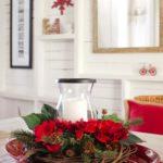 arreglos de flores para Navidad - elegantes
