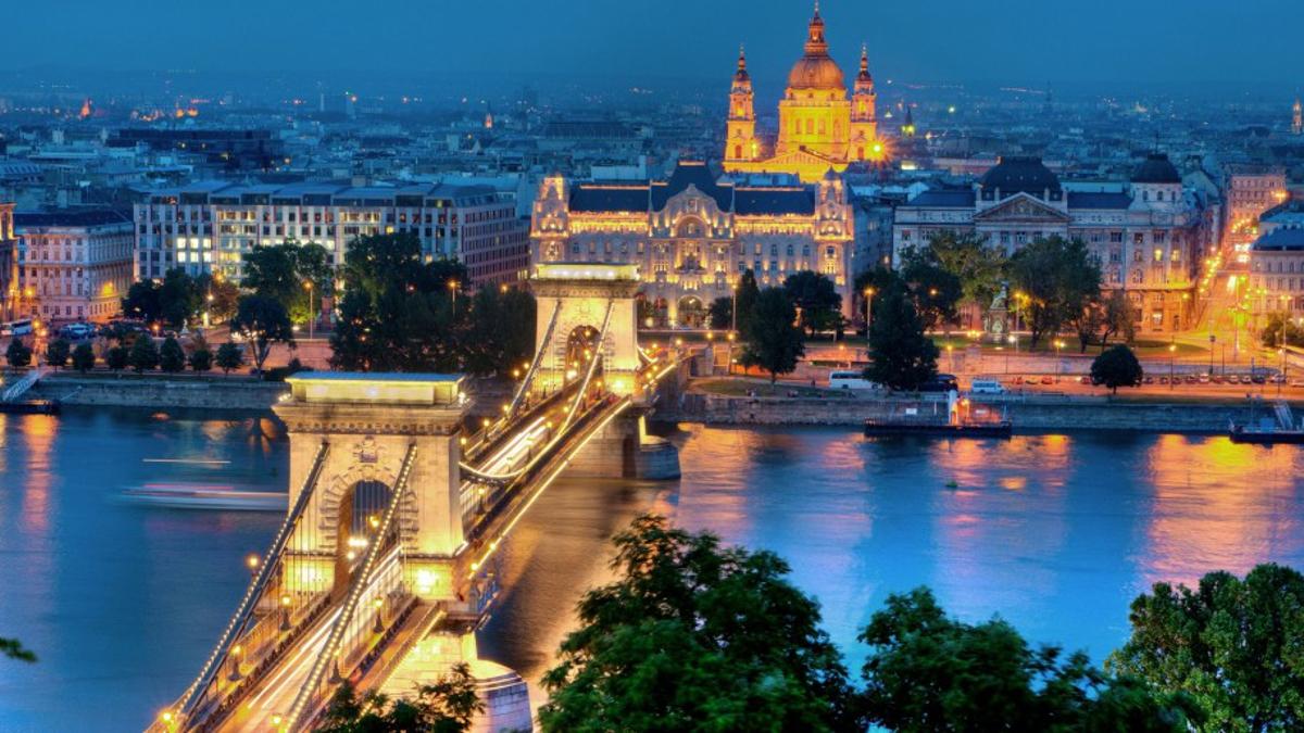 Navidad en Hungría - Budapest