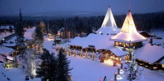 ciudad de Papá Noel - Rovaniemi