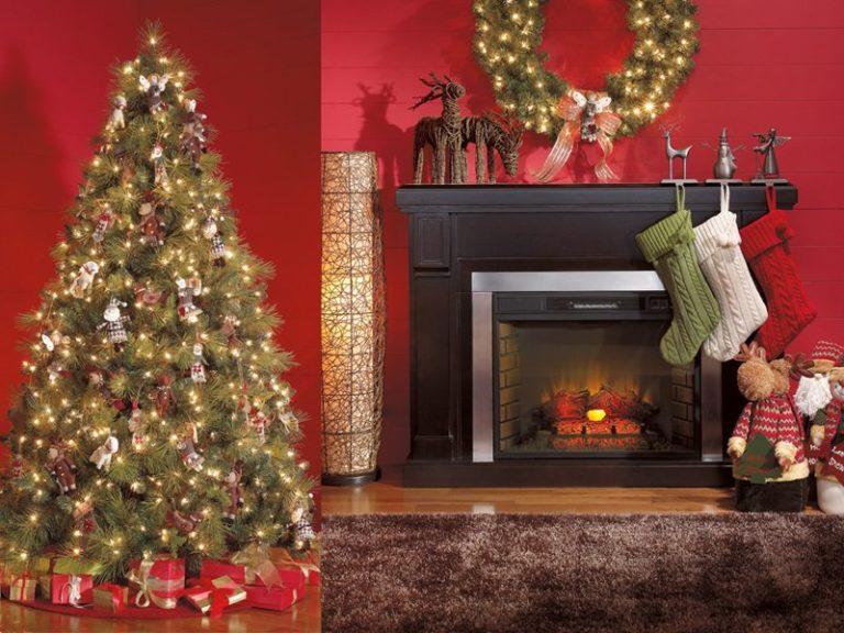 ¿Cómo iluminar la casa en Navidad?