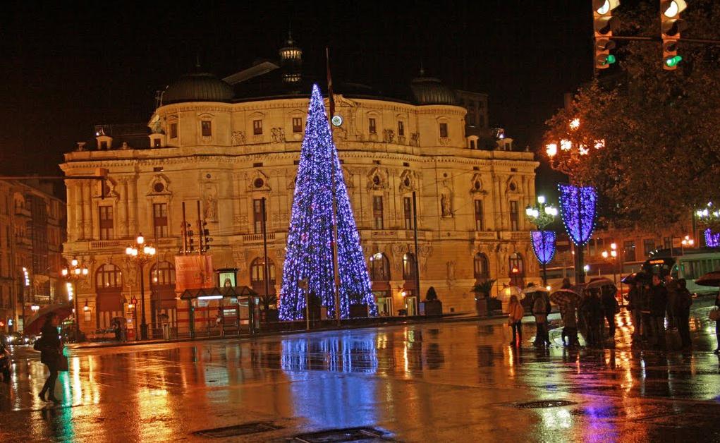 mercadillos de Navidad en España - Bilbao