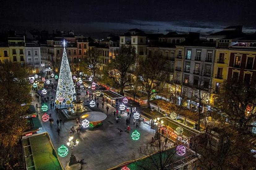 mercadillos de Navidad en España - Granada