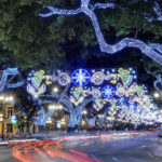 mercadillos de Navidad en España - Málaga
