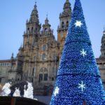 mercadillos de Navidad en España - Santiago de Compostela