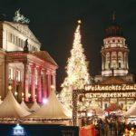 mercadillos navideños alemanes - Berlin