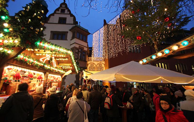 mercadillos navideños alemanes - Friburgo