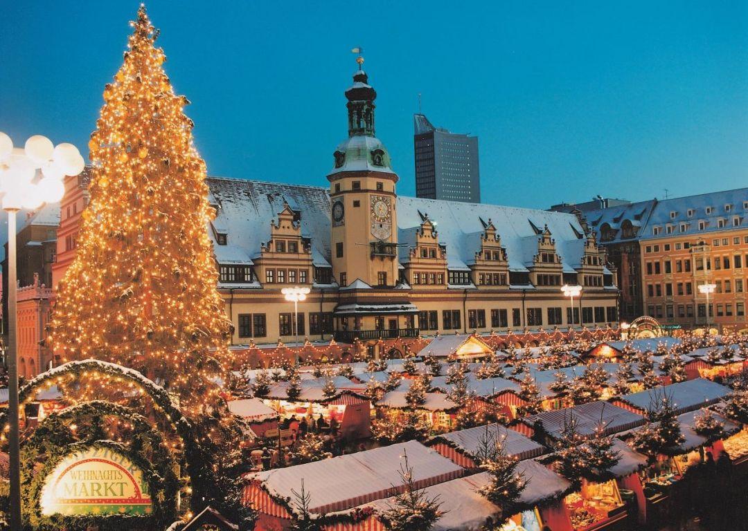 mercadillos navideños alemanes - Hannover