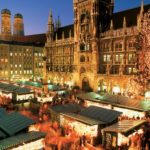 mercadillos navideños alemanes - Múnich