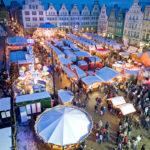 mercadillos navideños alemanes - Rostock