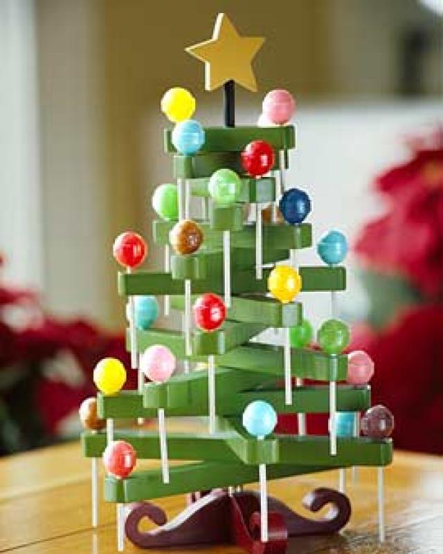10 Originales Arboles De Navidad Que Sorprenderan Por Su Diseno - Arboles-para-navidad