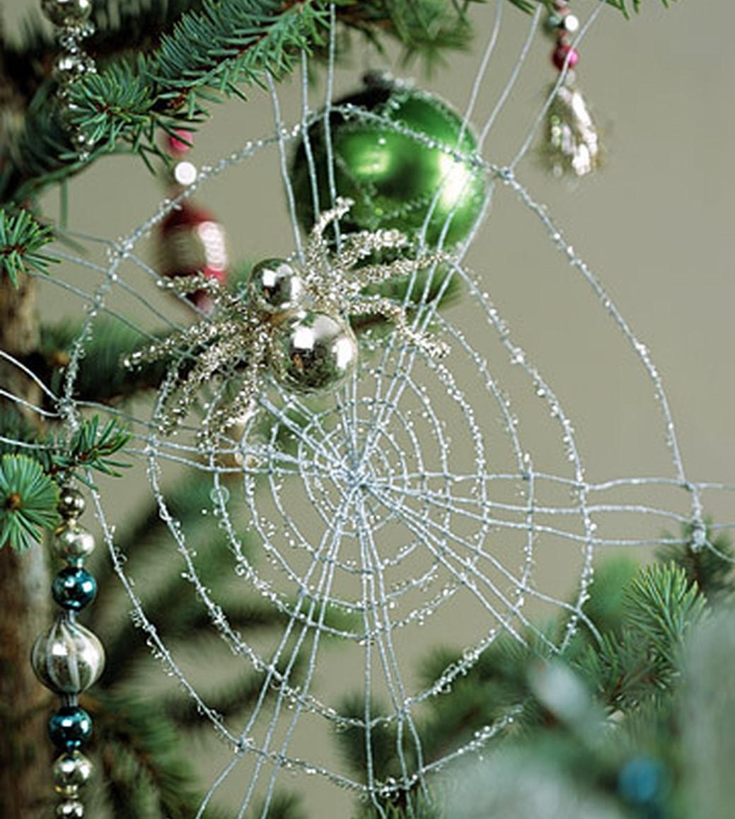 cuentos de Navidad cortos - La leyenda de la araña de Navidad