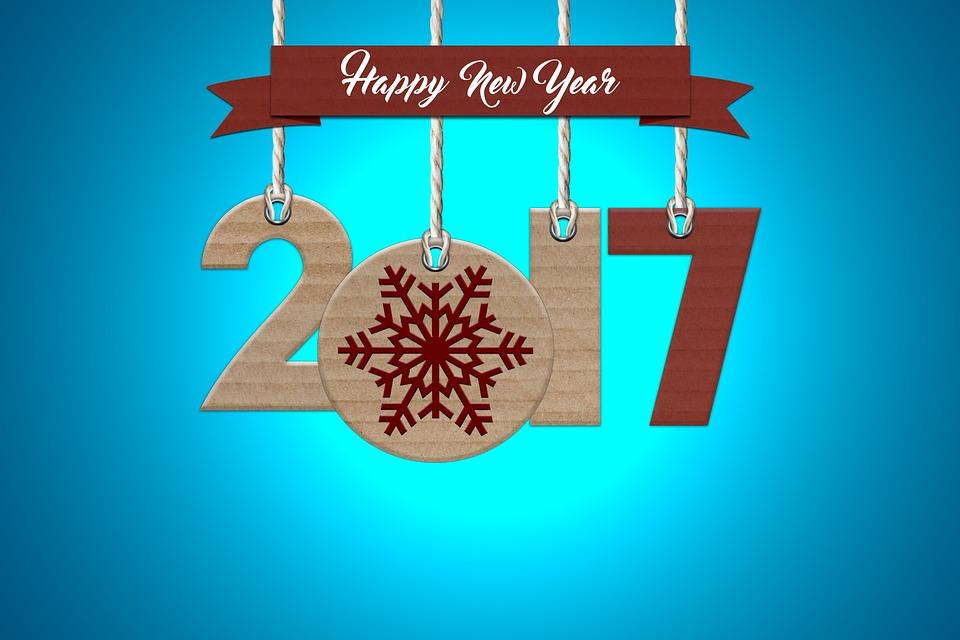 felicitar el año nuevo 2017