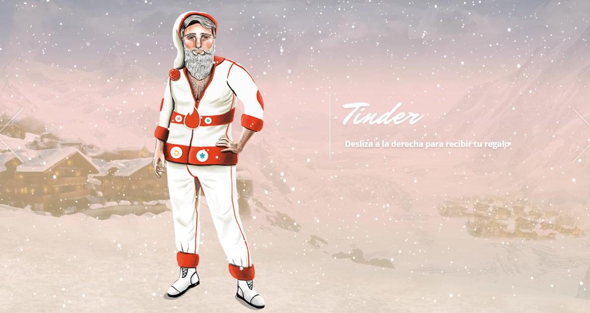 Papá Noel del Siglo XXI - Tinder