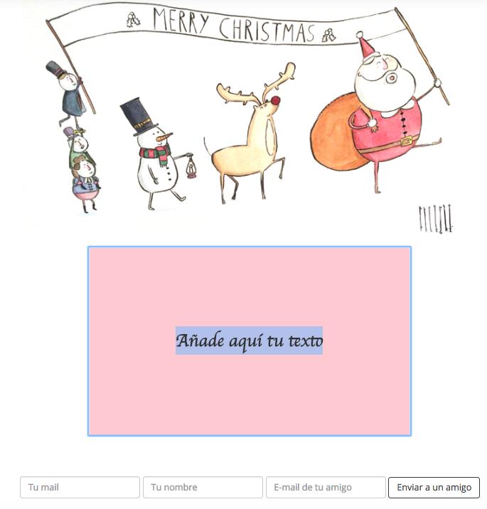 postales-personalizadas-de-navidad-gratis