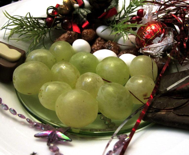 12 alternativas a las uvas de Nochevieja
