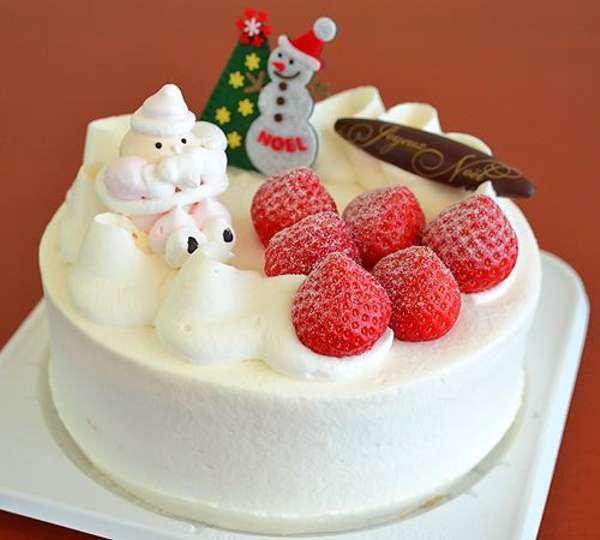 Navidad en Japón - pastel de Navidad