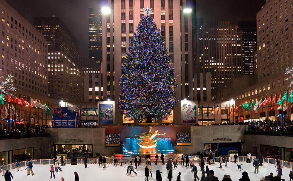 Pistas de hielo - Rockefeller Center
