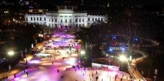 Pistas de hielo - Viena