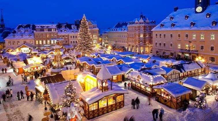 Viajar en Navidad - Alemania