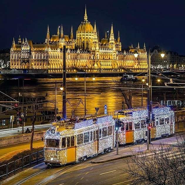 Viajar en Navidad - Budapest