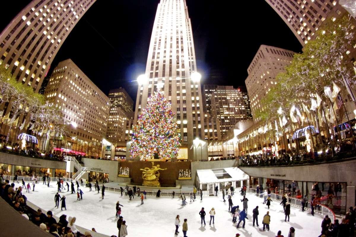 Viajar en Navidad - Nueva York