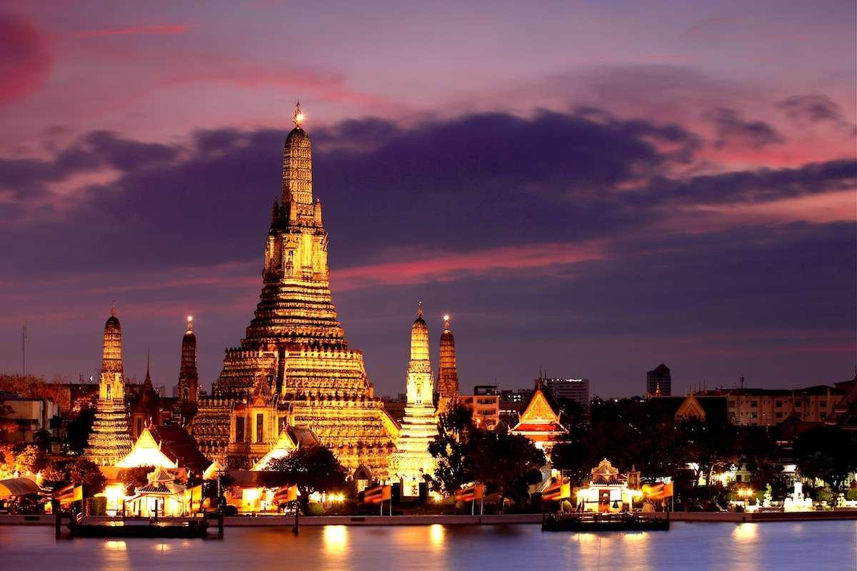 Viajar en Navidad - Tailandia