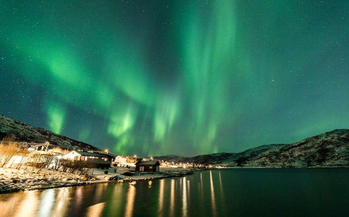 Viajar en Navidad - Tromso